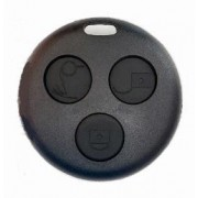 Smart Roadster 452 or ForTwo 450 keyfob three button housing