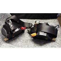 Smart roadster cinturones...