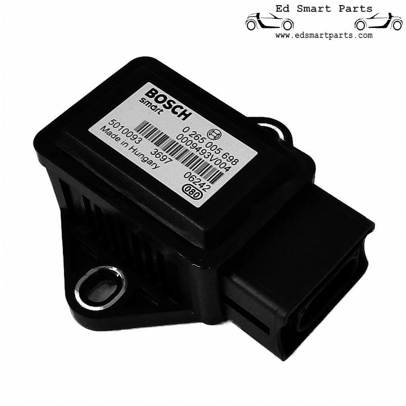 Yaw Rate Sensor >> Yaw Rate Sensor For Smart Roadster 452 And Fortwo 450 As Of 2003 009493