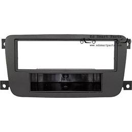 Smart ForTwo 451 facelift model 10-2010 mounting Frame Car Radio Frame Adapter Iso Din