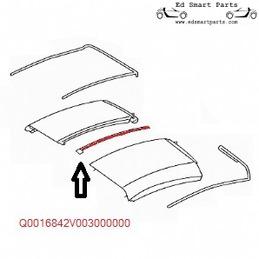 Smart roadster borracha...