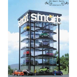 Smart car tower including 2...