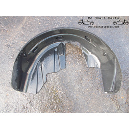 Smart Roadster Inner Wheel Arch Housing Cover front right side