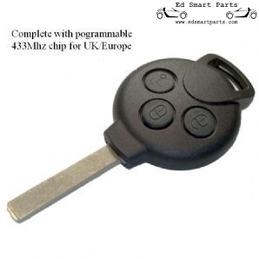Smart fortwo 451 3 botões...
