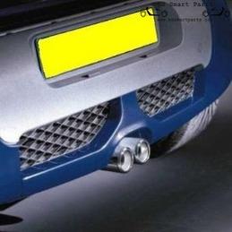 Smart Roadster Rear...