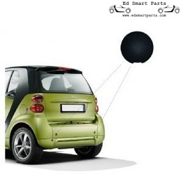 Smart Fortwo 451 Tow Eye...