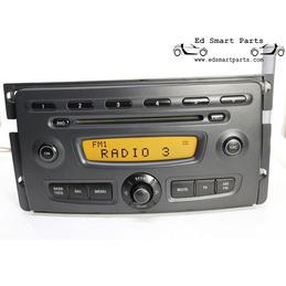 Smart Fortwo 451 CD radio 9