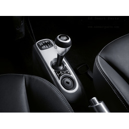 Brabus Gear Selector Sticker