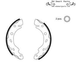 Rear Brake Shoes  pair