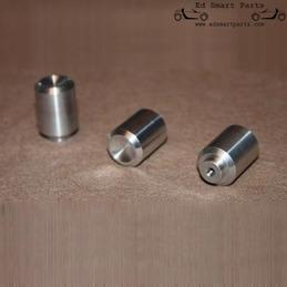 Bouton de frein à main en aluminium SMART fortwo 450 et 451