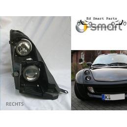 Smart roadster 452 lado...