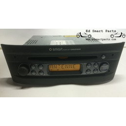Smart roadster Radio Cinco...