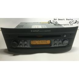 Smart roadster Radio Five...