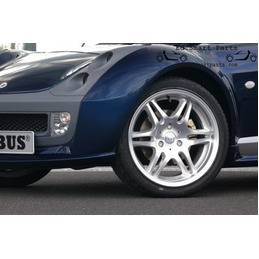 Nieuwe set Smart Roadster...