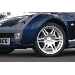 Novo Smart roadster BRABUS...