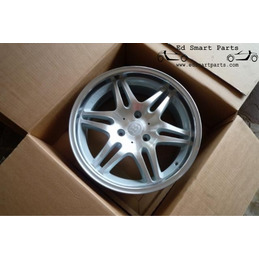 New Smart Roadster Brabus Monoblock Vi Wheel Set
