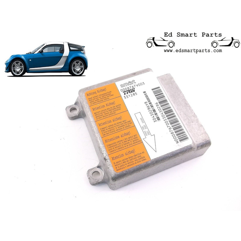 Smart Roadster Airbag ECU Control Unit Sensor for vehicles with seat airbags