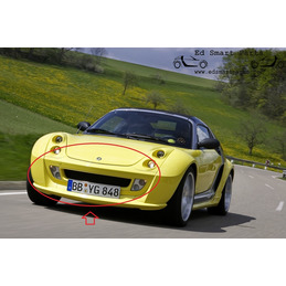 Smart Roadster front grille...