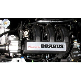 """Powered by Brabus"" -..."