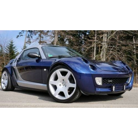 New Smart Roadster Brabus Monoblock A Wheel Set
