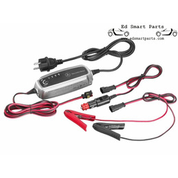 carregador de bateria do carro mercedes-benz SMART + carregamento trickle 12V 5A