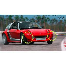 Smart roadster BRABUS V6 look fentes aile avant - 1 paire