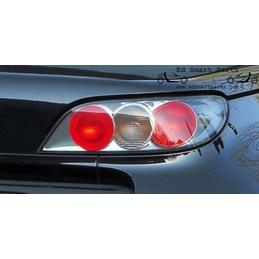 Smart roadster 452 RHD achterlichtunit links van rechts