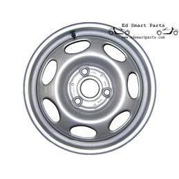 Nouveau Smart fortwo roue en acier de 15 pouces avant ou arrière