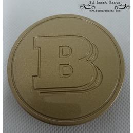 Gold Smart BRABUS Wheel...
