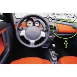 Smart Roadster passenger...