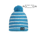 Smart Passion Knitted Hat - blue