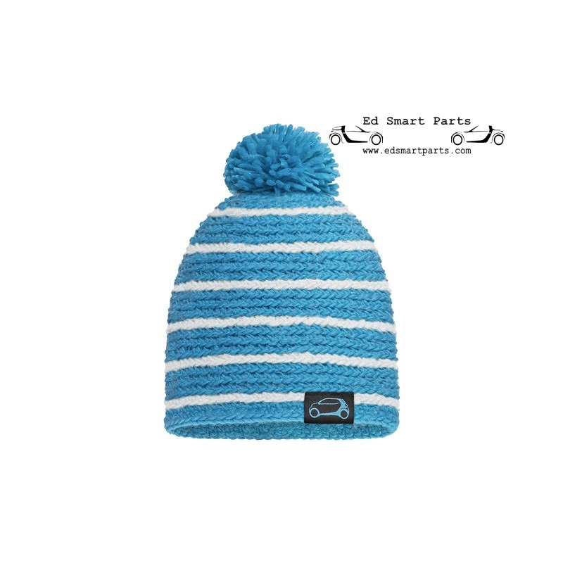 5b3ccb0ccec63 Smart Passion Knitted Hat - blue