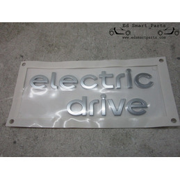Smart ELECTRIC DRIVE Logo...