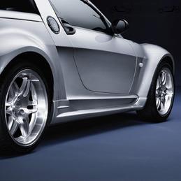 Smart roadster BRABUS 452...