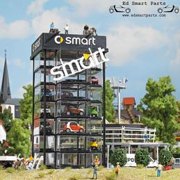 Smart torre de carros excluindo carmodels