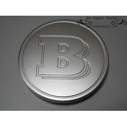Silver Smart BRABUS Wheel...