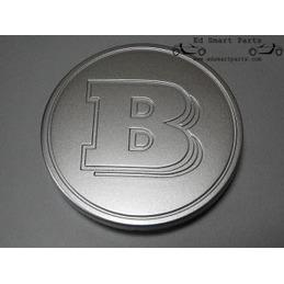 Zilveren Smart BRABUS Wheel...