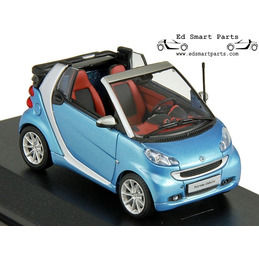 smart fortwo  cabrio 451...