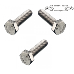 M10 x 25 mm bout (x3) voor...