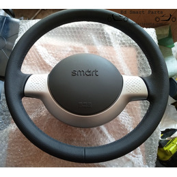 Smart roadster lederen...