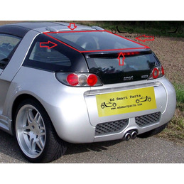 Smart Roadster coupe top...