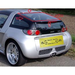 Smart roadster coupé de la...