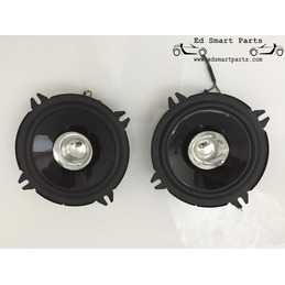 Used set of 13 cm JVC 2-way...