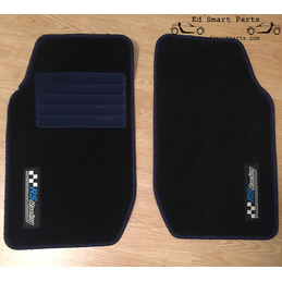 RS Floor Mats - Smart roadster