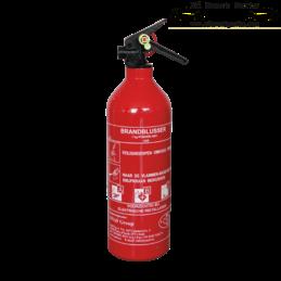 Extintor de incêndio 1 kg