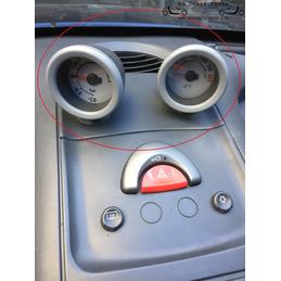 smart Roadster klokjes met...