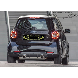 Smart ForTwo / ForFour Tubo...