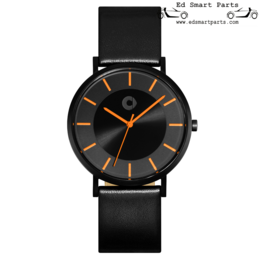 Unisex watch, smart, passion black/orange
