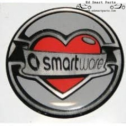 Smartware badge decal...