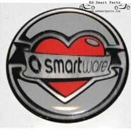 Smartware badge sticker...